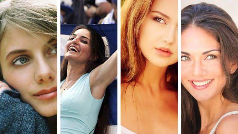 各国の美女