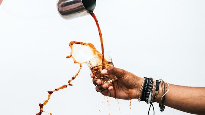 バターコーヒーで失敗