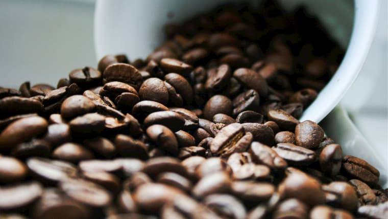 アイスバターコーヒー作成手順