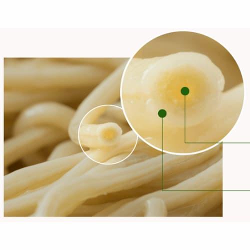all in pastaの麺